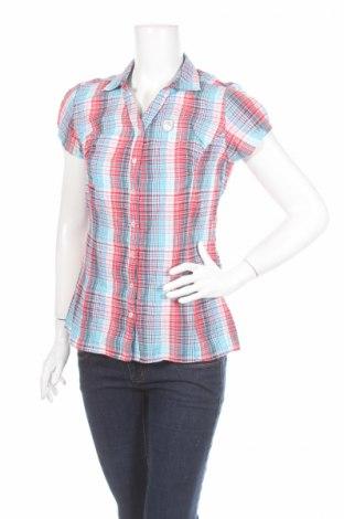 Дамска риза Icepeak, Размер M, Цвят Многоцветен, 60% полиестер, 40% памук, Цена 4,35лв.