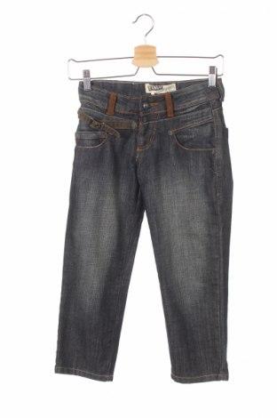 Дамски дънки Franco, Размер XS, Цвят Син, 95% памук, 5% еластан, Цена 5,75лв.