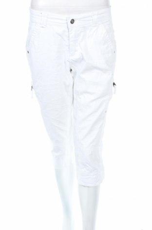 Дамски къс панталон Best Connections, Размер S, Цвят Бял, 98% памук, 2% еластан, Цена 8,51лв.
