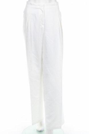 Дамски панталон Blacky Dress, Размер XL, Цвят Бял, 51% памук, 49% купро, Цена 150,10лв.