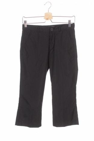 Дамски панталон Freeman T. Porter, Размер XS, Цвят Черен, Полиестер, Цена 8,40лв.