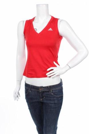 Γυναικείο αμάνικο μπλουζάκι Adidas