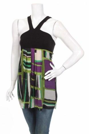 Γυναικείο αμάνικο μπλουζάκι Batik, Μέγεθος S, Χρώμα Πολύχρωμο, Πολυεστέρας, Τιμή 2,71€
