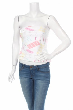Дамски потник Elle, Размер XL, Цвят Многоцветен, 95% вискоза, 5% еластан, Цена 6,58лв.