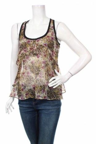 Γυναικείο αμάνικο μπλουζάκι Girl Xpress, Μέγεθος M, Χρώμα Πολύχρωμο, Πολυεστέρας, Τιμή 3,90€