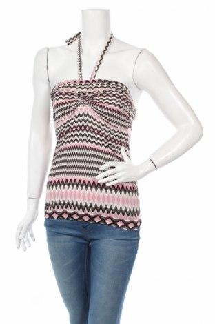 Γυναικείο αμάνικο μπλουζάκι Madonna, Μέγεθος S, Χρώμα Πολύχρωμο, 100% πολυαμίδη, Τιμή 2,41€