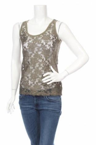 Γυναικείο αμάνικο μπλουζάκι Sutherland, Μέγεθος XS, Χρώμα Πράσινο, 95% πολυεστέρας, 5% ελαστάνη, Τιμή 2,84€