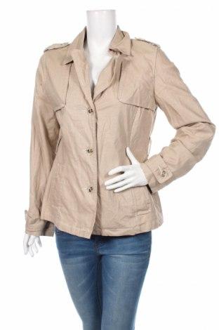 Дамско яке Versal, Размер M, Цвят Бежов, 55% лен, 45% памук, Цена 13,75лв.