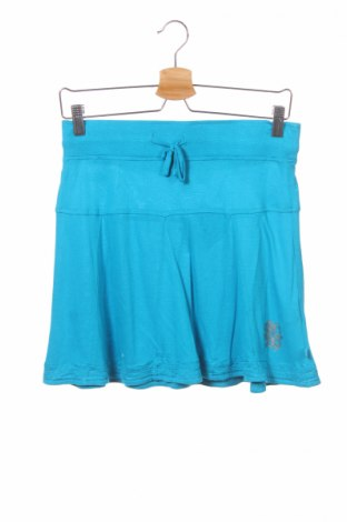 Παιδική φούστα Protest, Μέγεθος 15-18y/ 170-176 εκ., Χρώμα Μπλέ, Βισκόζη, Τιμή 2,32€