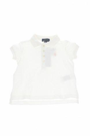 Dziecięcy T-shirt Polo By Ralph Lauren