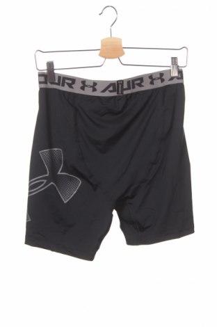 Detská spodná bielizeň Under Armour, Veľkosť 12-13y/ 158-164 cm, Farba Čierna, 90% polyester, 10% elastan, Cena  9,72€