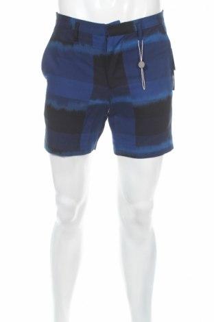Ανδρικό κοντό παντελόνι Marc By Marc Jacobs, Μέγεθος S, Χρώμα Μπλέ, Βαμβάκι, Τιμή 32,48€