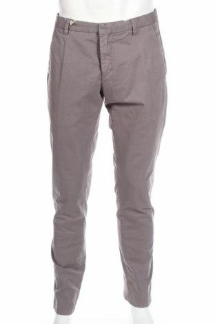 Мъжки панталон ..,Beaucoup, Размер M, Цвят Сив, 97% памук, 3% еластан, Цена 15,60лв.
