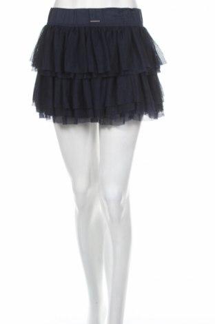 Sukňa Abercrombie & Fitch, Veľkosť S, Farba Modrá, Polyamide, Cena  4,42€