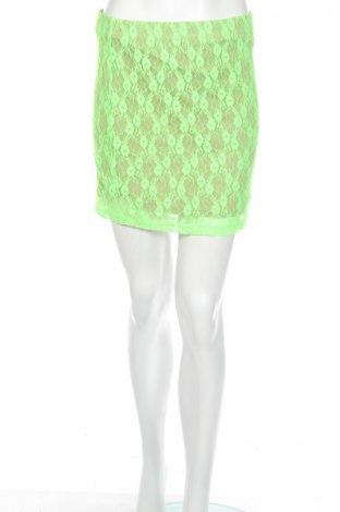 Пола Amisu, Размер M, Цвят Зелен, 92% полиамид, 8% еластан, Цена 5,25лв.