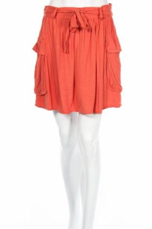 Φούστα Fb Sister, Μέγεθος L, Χρώμα Πορτοκαλί, 100% βισκόζη, Τιμή 5,10€
