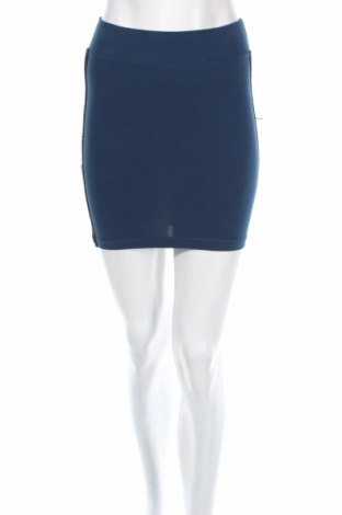 Пола Forever 21, Размер S, Цвят Син, 95% памук, 5% еластан, Цена 5,80лв.