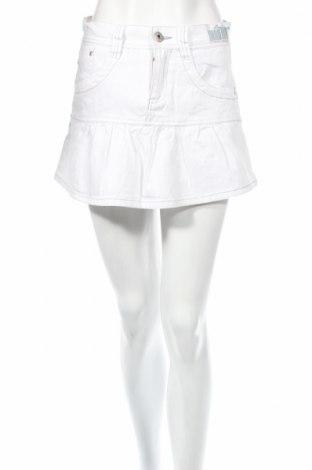 Пола Fresh Made, Размер XS, Цвят Бял, 99% памук, 1% еластан, Цена 4,50лв.
