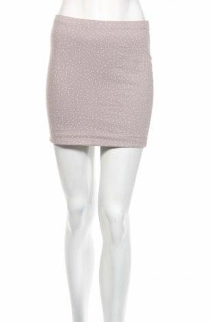 Φούστα H&M, Μέγεθος S, Χρώμα Γκρί, Τιμή 4,08€