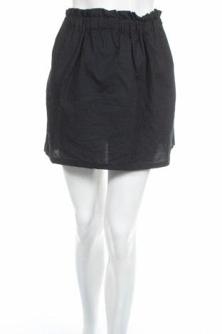 Пола H&M, Размер S, Цвят Черен, Памук, Цена 5,50лв.