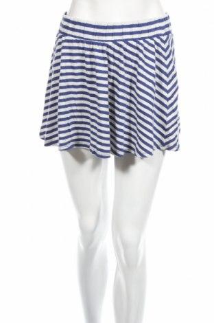 Пола H&M Divided, Размер S, Цвят Син, 95% памук, 5% полиестер, Цена 4,75лв.