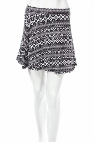 Φούστα H&M Divided, Μέγεθος XS, Χρώμα Μαύρο, 95% βαμβάκι, 5% ελαστάνη, Τιμή 3,09€