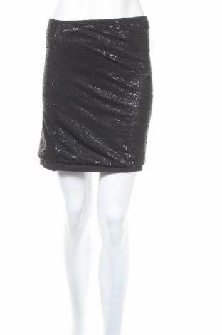 Пола Object, Размер M, Цвят Черен, 92% памук, 8% еластан, Цена 4,60лв.