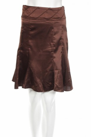 Пола Orsay, Размер XXS, Цвят Кафяв, 97% полиестер, 3% еластан, Цена 5,52лв.