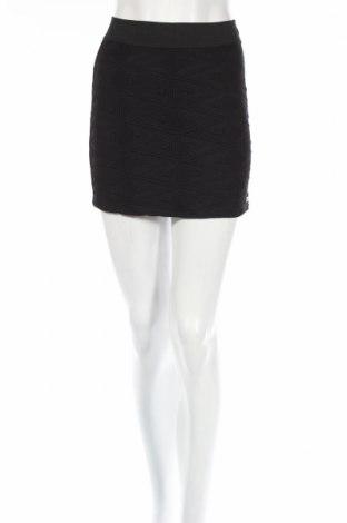 Пола Tom Tailor, Размер S, Цвят Черен, 93% полиестер, 7% еластан, Цена 8,05лв.