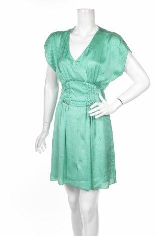 Рокля Adolfo Dominguez, Размер M, Цвят Зелен, Цена 15,50лв.