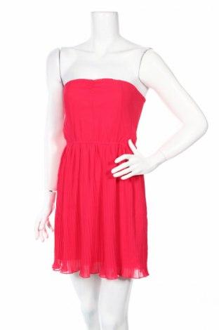 Šaty  Ann Christine, Veľkosť S, Farba Ružová, 100% polyester, Cena  3,00€