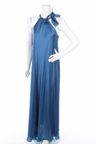 Šaty  Essentiel, Veľkosť S, Farba Modrá, 100% polyester, Cena  26,91€
