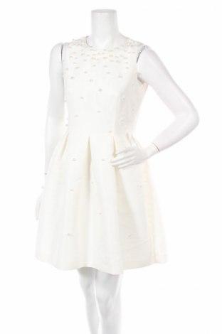 Šaty  Ted Baker, Veľkosť M, Farba Biela, Polyester, Cena  42,01€