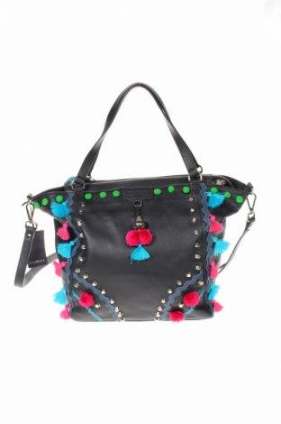 Γυναικεία τσάντα Richmond, Χρώμα Μαύρο, Γνήσιο δέρμα, Τιμή 73,99€