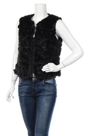 Дамски елек Gerry Weber, Размер XL, Цвят Черен, Цена 22,18лв.