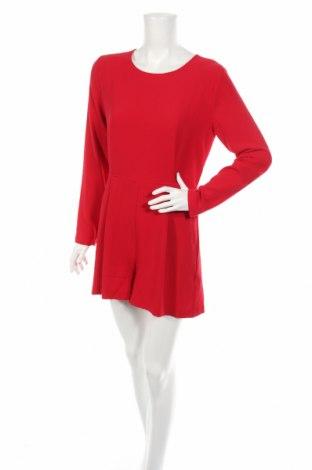 Γυναικεία σαλοπέτα Pepe Jeans, Μέγεθος M, Χρώμα Κόκκινο, 97% πολυεστέρας, 3% ελαστάνη, Τιμή 29,51€