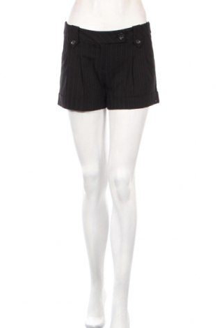 Дамски къс панталон Adilisk, Размер S, Цвят Черен, 49% полиестер, 49% вискоза, 2% еластан, Цена 6,50лв.