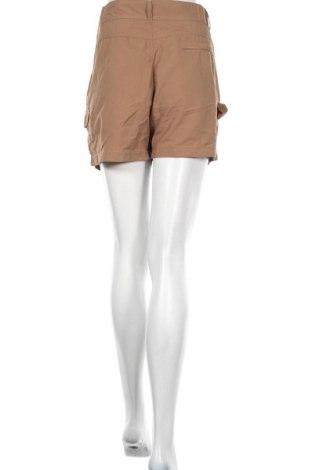 Дамски къс панталон Gregster, Размер XXL, Цвят Кафяв, Полиамид, Цена 3,04лв.