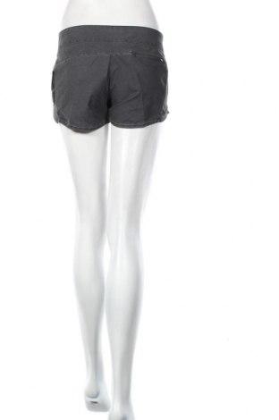 Дамски къс панталон Hurley, Размер S, Цвят Сив, 57% памук, 40% полиамид, 3% еластан, Цена 3,16лв.