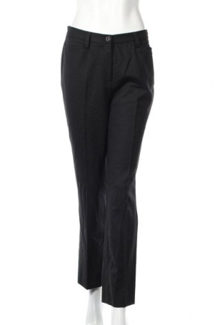 Дамски панталон Atelier GARDEUR, Размер M, Цвят Черен, 96% вълна, 4% еластан, Цена 11,03лв.