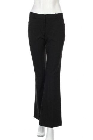 Дамски панталон Elie Tahari, Размер M, Цвят Черен, 62% полиестер, 34% вискоза, 4% еластан, Цена 12,56лв.