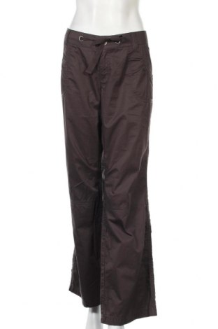 Дамски панталон Esprit, Размер XL, Цвят Кафяв, Памук, Цена 6,25лв.