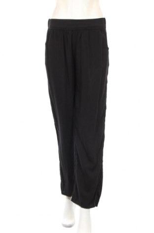 Дамски панталон Fresh Made, Размер S, Цвят Черен, Вискоза, Цена 8,70лв.
