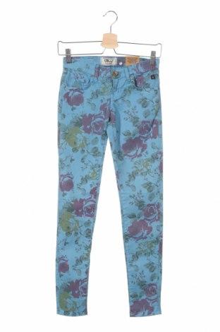Дамски панталон Ltb, Размер XXS, Цвят Многоцветен, 96% памук, 4% еластан, Цена 11,96лв.