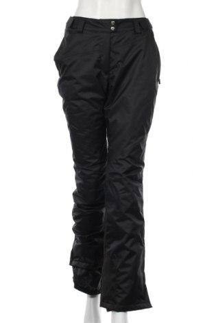 Дамски панталон за зимни спортове Active By Tchibo, Размер M, Цвят Черен, 100% полиестер, Цена 18,11лв.