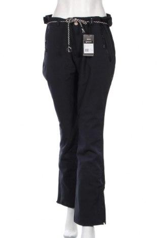 Дамски панталон за зимни спортове Brunotti, Размер L, Цвят Син, 96% полиестер, 4% еластан, Цена 59,07лв.