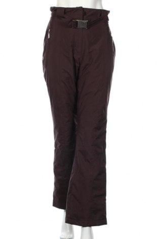 Дамски панталон за зимни спортове Canyon, Размер M, Цвят Кафяв, Полиестер, Цена 9,98лв.