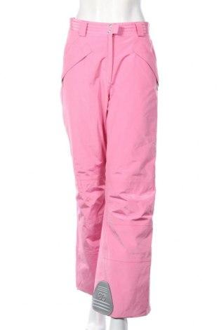 Дамски панталон за зимни спортове Escada Sport, Размер L, Цвят Розов, 50% памук, 50% полиестер, Цена 29,40лв.