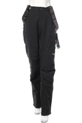 Дамски панталон за зимни спортове Milo, Размер XL, Цвят Черен, 50% полиамид, 47% полиестер, 3% еластан, Цена 111,75лв.