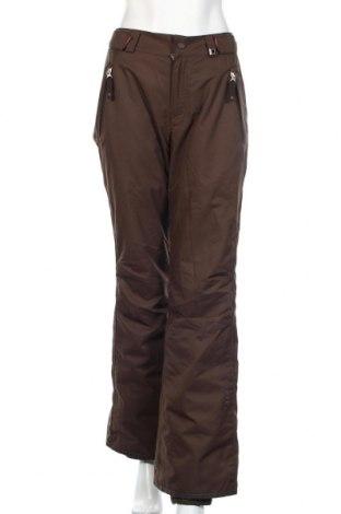 Дамски панталон за зимни спортове O'neill, Размер S, Цвят Кафяв, Полиестер, Цена 20,48лв.